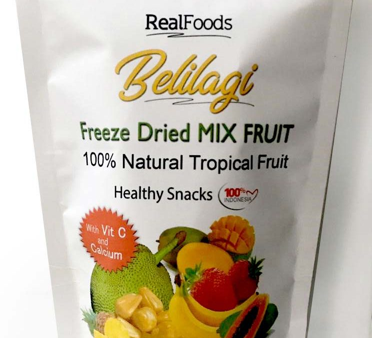 Belilagi Freeze Dried Fruits and Vegetable