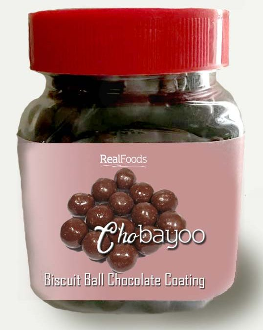 Chobayoo Chocolate Ball
